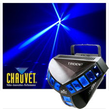 Chauvet Trident LED Light Effect