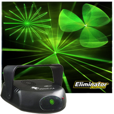 Eliminator - Tarantula Green Laser