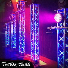 1 2 Price Sale On Dj Light Trussing And Totems By Global
