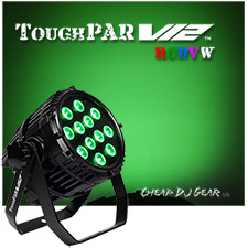 Blizzard Lighting ToughPAR V12 RGBVW