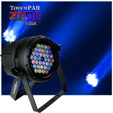 Blizzard Lighting ToughPAR Zoom  RGBAW