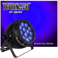 Blizzard Lighting TOURnado IP EXA