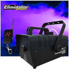 Eliminator Lighting Turbo Fog 1000