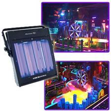 American DJ - High Powered UV Panel