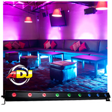 American DJ Ultra Bar 9 LED Linear Bar