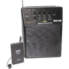 Nady WA-120-LT Portable PA System with Wireless Lavalier Mic