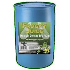 Froggy Juice - Pro Fog Fluid - 55 Gallons