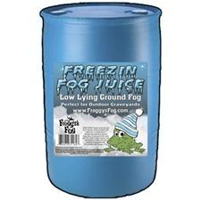 Freezin Fog - Low Lying Ground Fog Fluid - 55 Gallons - Free Shipping!