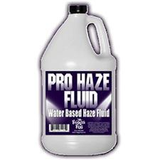 Fog Pro Haze Fluid - Water Based Haze Juice - 1 Gallon