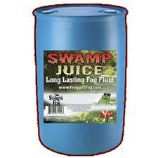 Swamp Juice - Extreme Long Lasting Fog Fluid - 55 Gallons