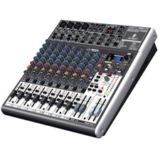 X1622USB 16-Input 2/2-Bus Audio Mixer w/Effects