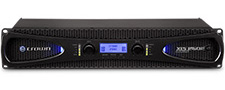 Crown XLS2502 2-Channel 775W Power Amplifier with Onboard DSP