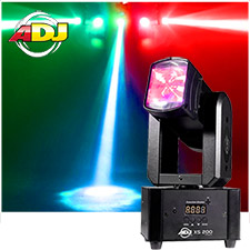 American DJ XS 200 Single Axis Moving Head
