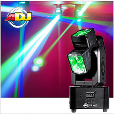 American DJ XS 400 Single Axis Moving Head