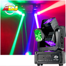 American DJ XS 600 Dual Head Moving Head