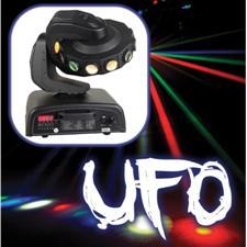 American DJ Accu UFO DMX LED Moving Head - NightClub Lighting