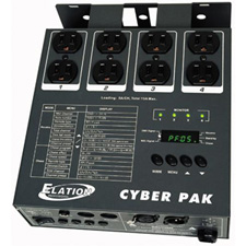 Elation Cyber Pak Dimmer/Switch/Chase Pack