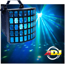 American DJ Dekker LED Effect Light