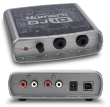 Numark DJIO USB Audio Interface