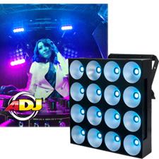 American DJ Dotz Matrix Wash Blinder Fixture