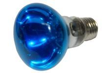 R20 Lamp Blue 120 volt 50 watt