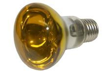 R20 Lamp YELLOW 120 volt 50 watt