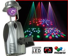 Electra LED Moonflower - Led Disco Lighting