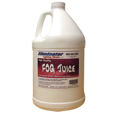 High Quality Fog Juice - 1 Gallon - Best Seller!