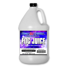 High Quality Fog Juice - 1 Gallon