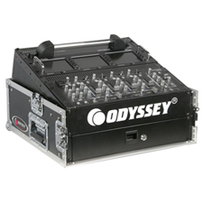 Odyssey FR1002 Flight Ready Mixer Combo Rack