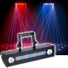 American DJ Fusion FX 2 LED - Wash, Color Moonflower, White Moonflower