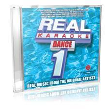 Real Karaoke Dance G3691 Karaoke CDG