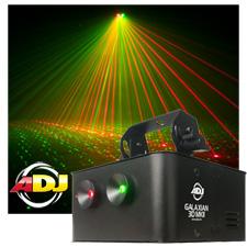 American DJ Galaxian 3D MKII Laser