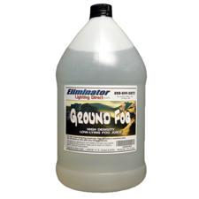 Ground Fog Fluid - Low-Lying Fog Juice for Mister Kool or Ground Fogger - 1 gallon