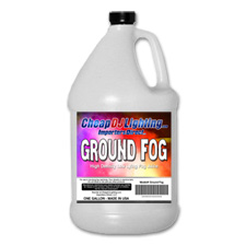 Ground Fog Fluid - Low-Lying Fog Juice