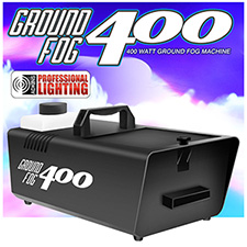 AL-GF400 400 Watt Low Rider inch Ice Fog Machine