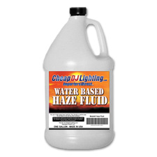 Water Based Haze Fluid - 1 Gallon