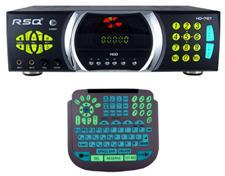 RSQ HD-787 1TB Hard Drive Karaoke Player