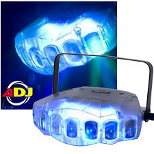 American DJ JellyFish LED Lighting Effect