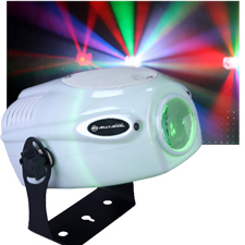 American DJ Jelly Jewel LED Moonflower Lighting Effect