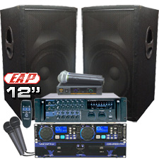 Karaoke / DJ System - Everything You Need!