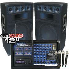 Karaoke / Portable PA System