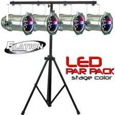 LED Par Pack - Stage Color