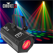 Chauvet LX-5X LED Moonflower Effect