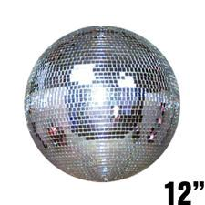 12 Mirror Ball