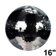 16 Mirror Ball - High Quality Glass