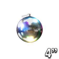 4 Mirror Ball