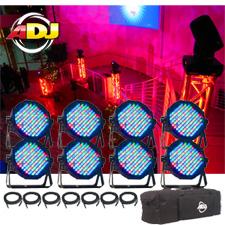 American DJ Mega Flat Pak 8