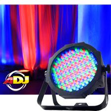 American DJ Mega Go LED Par 64