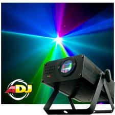 American DJ Micro Image RGB Laser